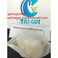 China Oral Winstrol Stanozolol Raw Anabolic Steroid Hormones Powders For Muscle Growth CAS 10418-03-8 wholesale