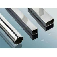 China 2205 2507 904L 25SMo Duplex Stainless Steel 304 Tube With SGS BV Approved on sale