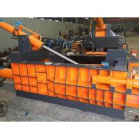 China Electronic Control Power 22kw Color Customized Scrap Baler Machine Y81F-125 wholesale