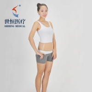 China Fashionable corset body abdomen elastic belt women slimming waist trainer cincher wholesale