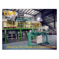 China Upward Oxygen free Copper / aluminum Continuous Casting Machine High stability wholesale