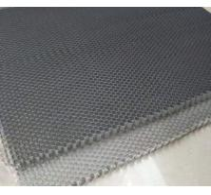 China Fireproof Alu Honeycomb Panels , Aluminium Honeycomb Sheet Hotels Malls wholesale