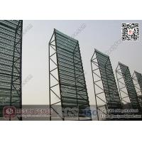 China 60X910mm Steel Wind Barrier System Supplier | China Exporter & Factory wholesale