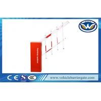 Buy cheap High Quality Highway Station Toll Barrier Gatw With Adjusted Speed Boom Barrier from wholesalers