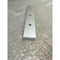 China Silver Anodized 6061-T6 Aluminum CNC Machining Parts For Lasers Equipment Assembly wholesale