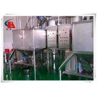 Quality Large Capacity Stainless Steel Water Storage Tanks 1500L All Sanitary Class SS for sale