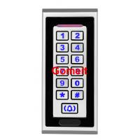 China Stand Alone Proximity Access Control System , EM / MF Card Standalone Rfid Reader wholesale