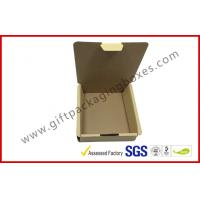 China Small Corrugated Carton Box / Square Cardboard Mailing Boxes For Headphone Package wholesale
