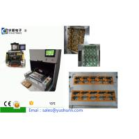 China 580kg Pcb High Speed Punching Machine , 220vac Pcb Production Equipment wholesale
