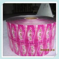 China Wholesale Roll Stock Custom Printed Condom Packaging Film wholesale