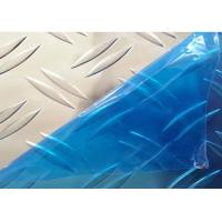 Buy cheap Mill Finish Diamond Metal Sheet , 3003 5052 6061 Aluminum Coil Sheet With PVC PE from wholesalers