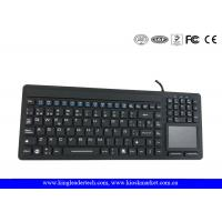 China Medical Sealed Keyboard Spanish Layout Touchpad Numeric Pad Function Keys wholesale
