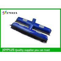 China JOYPLUS Long Handled Floor Squeegee For Cleaning floor Rubber / TPR Material wholesale