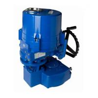China Two Types Operation Electric Rotary Actuator For Liquid Solid Gas CE Approved on sale