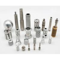 China Precision Metal Stamping Parts / Stainless Steel Aluminum CNC Brass Turning Parts on sale