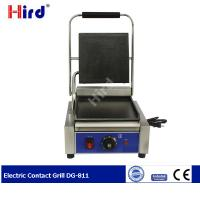 China Electric panini grill Contact grill with removable plates Grill panini DG-811 wholesale