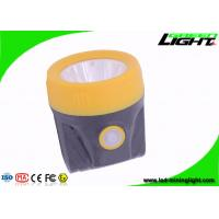 Buy cheap Rechargeable Cordless LED Mining Cap Lamp CREE R5 3W For Underground Safety from wholesalers