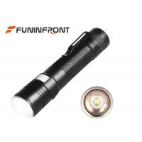 China Zoom USB Rechargeable LED Flashlight Pocket Light with 5 Light Modes wholesale