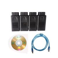 China 4-IN-1 VAG TOOL KIT VAG Diagnostic Scanner With VAG Dash CAN , COM wholesale