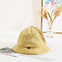 China Custom winter terry towel bucket hats with customized label bucket hat wholesale