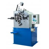 China XD -230 Two Axis CNC Spring Coiling Machine With Sanyo Denki Servo Motor wholesale