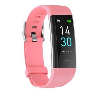 China IP68 105mAh 80*160dpi BLE5.0 Smart Fitness Tracker wholesale