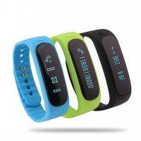 Quality E02 Smart Wristband Waterproof Bluetooth Sport Smart Bracelet with sleep monitor and call reminding for sale