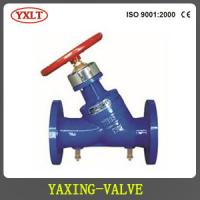 China Static Hydraulic Balancing Valve on sale