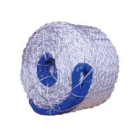 China Easily Spliced Superflex Mooring Rope ,  Floating Anchor Rope 60mm x 220m wholesale