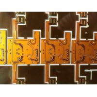 China Flexible Circuit Board Assembly Polyimide Material Copper 5OZ Rohs Compliant Plated Surface Finish In Medical wholesale