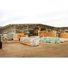 Flexible Cantilever Racking Heavy Duty Storage Racks Hot Dip Galvanization for sale