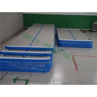 China Safe Air Tumble Track Trampoline For Home Digital Printing OEM / ODM Available wholesale