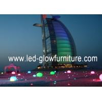 China Amazing Rechargeable ball lamp Led outdoor furniture for outdoor decoration wholesale
