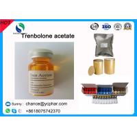 China Yellow Injectable Trenbolone Steroids For Muscle Gain Trenbolone Ace/Acetate Powder CAS 10161-34-9For badybuilding wholesale