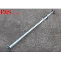 Buy cheap High Strength Size 1 Steel Shoring Posts Support For Floor Construction from wholesalers
