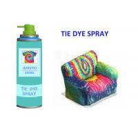 Non Toxic 200ml Fabric Spray Paint for Clothing , Water Based T Shirt Spray Paint