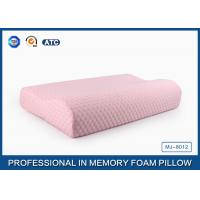 Hypoallergenic Anti Snore Memory Foam Support Pillow Contour Wave Shaped