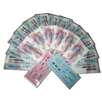 China Disposable Ovulation Urine Test Strip / Home Check Ovulation Test Kit wholesale