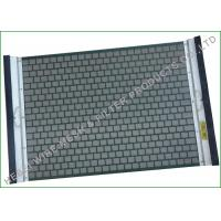 Buy cheap FLC500 Shale Shaker Screen Oil Vibrating Sieving Mesh 1050 X 700mm from wholesalers