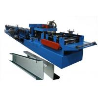 China 100-300 Mm C Z Purlin Forming Machine Of Galvanized Steel Strip Or Carbon Steel wholesale