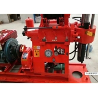 China Construction Geothermal Drilling Rig Equipment GK 200 Meters Depths wholesale