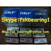 China High Precision 6202 SKF Deep Groove Ball Bearings for Ceiling Fans wholesale