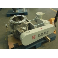 China CE Inner Surface Polished DN200 Star Feeder With Scraper wholesale