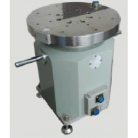 China Single Axis Stainless Steel Gyrcompass Testing Turntable Vertical Horizontal High Swing accuracy wholesale