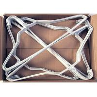 Buy cheap 16 Inches 1.9mm Laundry Powder Coating Hangers For Midle East High Temperature from wholesalers