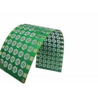 China Semi-Flex 2 Layers Prototype PCB FR4 With 0.3mm Thick , Proto Circuit Boards wholesale