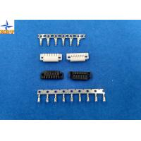 China 1.50mm Pitch Single Row 6 Pin Crimp Connector Battery Connectors for AWG24# To 30# wire harnesses wholesale