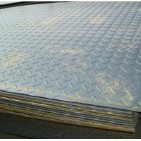 China Galvanized / galvalume ASTM A36, Q235B, Q345B Hot Rolled Checkered Steel Plate / Coils wholesale