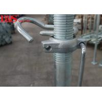Quality Sliver Galvanized Steel Shoring Posts High Load Size 2 Acrow Props for sale
