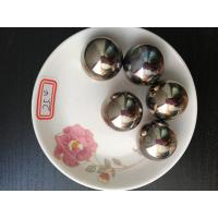 China AISI52100 steel balls   mass stock  1'' steel balls For Rolling Body In Bearings Φ 25.4mm wholesale